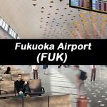 ข้อมูลสนามบิน : สนามบินฟุกุโอกะ (FUK)