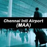 ข้อมูลสนามบิน : สนามบินเชนไน (MAA)(อินเดีย)