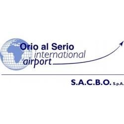 ข้อมูลสนามบิน : สนามบินเบอร์กาโม (มิลาน) (MIL)