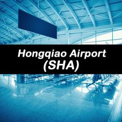 ข้อมูลสนามบิน : เซี่ยงไฮ้ หงเฉียว (SHA)
