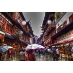 ข้อมูลเที่ยวจีน : ตลาด 100 ปี เฉินหวังเมี่ยว เมืองเซี่ยงไฮ้ (Chen Wang Miao)
