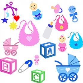 งานแฟร์ ของใช้เด็ก,ผลิตภัณฑ์สำหรับเด็ก (Baby & Kids Trade Fair)