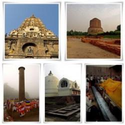 จัดกรุ๊ปทัวร์อินเดีย: ข้อมูลทั่วไปของสังเวชนียสถานทั้ง 4 แห่ง