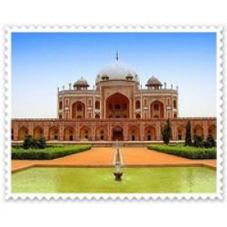 จัดกรุ๊ปทัวร์อินเดีย:เที่ยวสุสาน Humayun 's Tomb