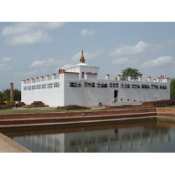 จัดกรุ๊ปทัวร์อินเดีย: สังเวชนียสถานแห่งที่ 1 : สวนลุมพินี (Lumbini)