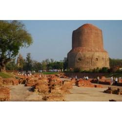 จัดกรุ๊ปทัวร์อินเดีย:สังเวชนียสถานแห่งที่ 3 : สารนาถ(Sarnath)