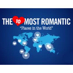 จัดกรุ๊ปสัมมนา,กิจกรรม,Event : 10 สถานที่ที่โรแมนติกที่สุดในโลก