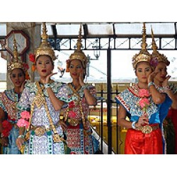 Dinner & Thai classical dance