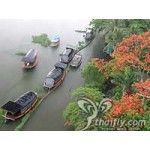 Explore the West side of Rattanakosin by Canal Tour