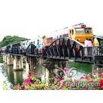 Bridge of the River Kwai Tour