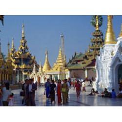 Yangon Myanmar 3days(PKG0988)