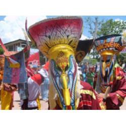 Phi Ta Khon Mask Making(PKG1084)