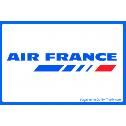 ข้อมูลสายการบิน : ตั๋วเครื่องบิน  Air France (AF)