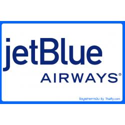 ข้อมูลสายการบิน : ตั๋วเครื่องบิน Jet Blue Airways (B6)