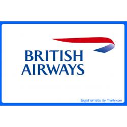 ข้อมูลสายการบิน : ตั๋วเครื่องบิน British Airways ( BA )