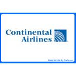 ข้อมูลสายการบิน : ตั๋วเครื่องบิน  Continental Airlines ( CO )