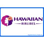 ข้อมูลสายการบิน : ตั๋วเครื่องบิน Hawaiian Airlines (HAL)