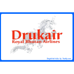ข้อมูลสายการบิน : ตั๋วเครื่องบิน Druk Air (KB)