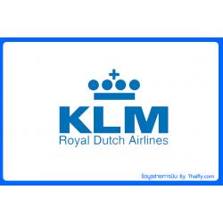 ข้อมูลสายการบิน : ตั๋วเครื่องบิน Klm Airlines (KL)