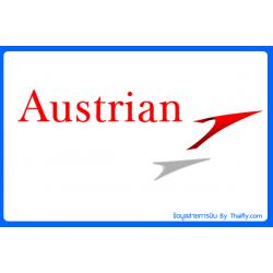 ข้อมูลสายการบิน : ตั๋วเครื่องบิน Austrian Airlines (OS)