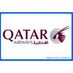 ข้อมูลสายการบิน : ตั๋วเครื่องบิน Qatar Airways (QR)