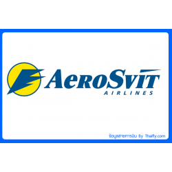 ข้อมูลสายการบิน : ตั๋วเครื่องบิน AeroSvit (VV)