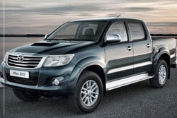 Toyota Vigo or Similar