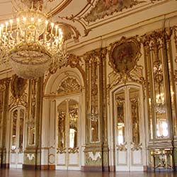 ข้อมูลเที่ยวออสเตรีย :  พระราชวังเชินบรุนน์ (Schonbrunn Palace)