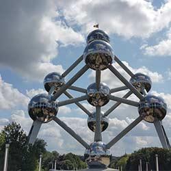 ข้อมูลเที่ยวเบลเยียม : อะโตเมี่ยม (Atomium)