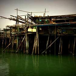 """ข้อมูลเที่ยวบรูไน : กัมปงไอเยอร์"""" (Kampong Ayer)"""