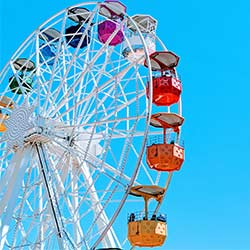 ข้อมูลเที่ยวบรูไน :  สวนสนุก Jerudong (Jerudong Park)