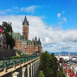 ข้อมูลเที่ยวแคนาดา : ควิเบก (Quebec)