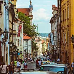 ข้อมูลเที่ยวประเทศเชค : เบอร์โน (Brno)