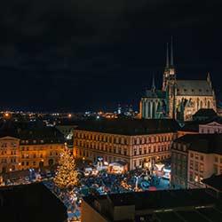 ข้อมูลเที่ยวประเทศเชค : กรุงปราก(Prague)
