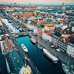 ข้อมูลเที่ยวเดนมาร์ก : ข้อมูลเที่ยวประเทศเดนมาร์ก(Danmark)