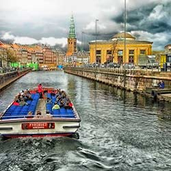 ข้อมูลเที่ยวประเทศเดนมาร์ก : โคเปนเฮเกน (Kobenhavn)