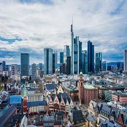 ข้อมูลเที่ยวเยอรมัน : แฟร้งเฟิร์ต (Frankfurt)
