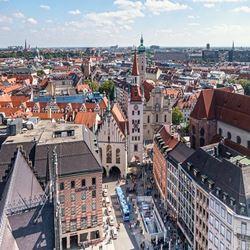 ข้อมูลเที่ยวเยอรมัน : มิวนิค (Munich)