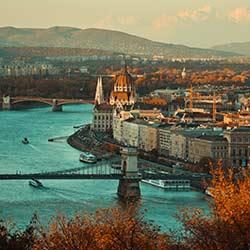 ข้อมูลเที่ยวฮังการี : บูดาเปสต์ (Budapest)