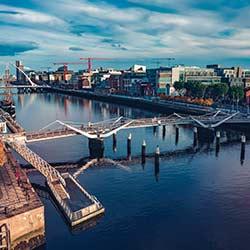 ข้อมูลเที่ยวประเทศไอร์แลนด์ : ดับลิน(Dublin)