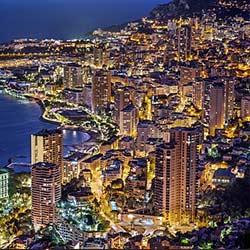 ข้อมูลเที่ยวโมนาโก : ข้อมูลเที่ยวประเทศโมนาโก (Monaco)