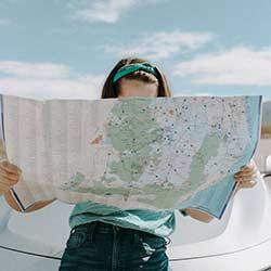 ข้อมูลเที่ยวเนเธอร์แลนด์ : การเดินทางในฮอลแลนด์ประเทศเนเธอร์แลนด์
