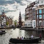 ข้อมูลเที่ยวเนเธอร์แลนด์ : ลองเรือหลังคากระจก (Lover Boat)