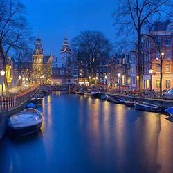 กรุงอัมสเตอร์ดัม (Amsterdam)