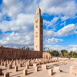 ข้อมูลเที่ยวโมรอคโค : Marrakech เมืองสวยแห่งโมรอคโค