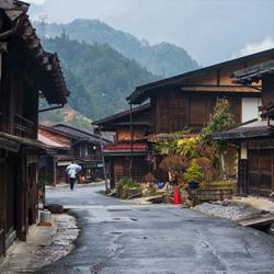 ข้อมูลเที่ยวญี่ปุ่น : หมู่บ้านเอโดะ (Edo Wonderland)
