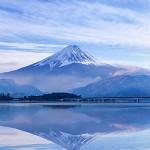 ข้อมูลเที่ยวญี่ปุ่น : ภูเขาไฟฟูจิ (Mt.Fuji)