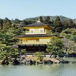 ข้อมูลเที่ยวญี่ปุ่น : วัดคินคะคุจิ หรือ วัดพลับพลาทอง ( Golden Pavilion )