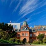 ข้อมูลเที่ยวญี่ปุ่น : ทำเนียบรัฐบาลเก่าฮอกไกโด (Farmer Hokkaido Governing Office Building)
