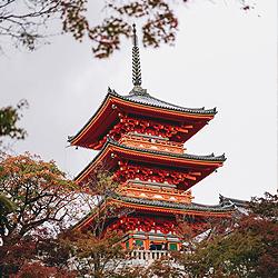ข้อมูลเที่ยวญี่ปุ่น : วัดคิโยมิสึ หรือ วัดน้ำใส